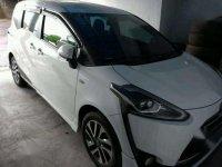 2014 Toyota Sienta G dijual