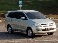 Toyota Kijang Innova V 2008 MPV dijual