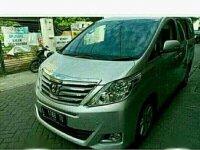 2013 Toyota Alphard Dijual