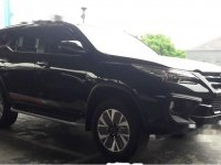 Toyota Fortuner SRZ 2018 SUV dijual