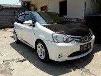 Toyota Etios Valco E 2014 Dijual