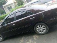 2002 Toyota Camry dijual