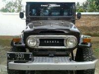 1971 Toyota Land Cruizer 3.0 Dijual