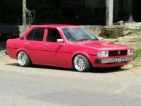 1981 Toyota Corolla DX dijual
