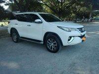 Toyota Fortuner VRZ AT Tahun 2016 Dijual