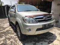 2006 Toyota Fortuner G dijual