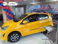 2018 Toyota Agya G dijual