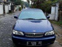 2001 Toyota Corolla 1.8 SEG Dijual