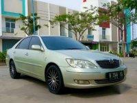 2002 Toyota Camry type V dijual