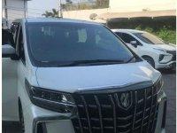 Toyota Alphard SC 2018 Wagon dijual