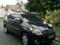 2012 Toyota Kijang Innova E dijual