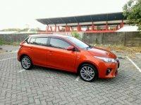2017 Toyota Yaris G  dijual