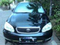 2002 Toyota Corolla Altis G 1.8 Dijual