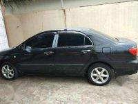 2001 Toyota Corolla Altis G djual