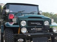 1981 Toyota Hardtop Diesel Dijual