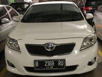 Toyota Corolla Altis 2.0 V 2009 Sedan dijual