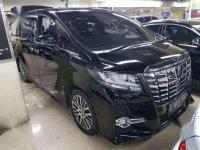 2015 Toyota Alphard SC dijual
