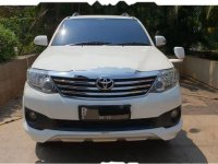 Toyota Fortuner TRD G Luxury 2012 SUV