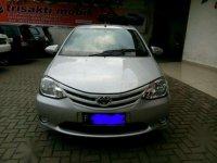 Toyota Etios Valco JX AT Tahun 2013 Dijual