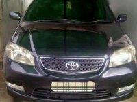 Toyota Vios TRD AT Tahun 2004 Dijual