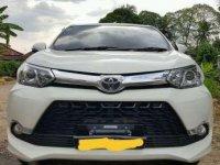2017 Toyota Avanza Veloz Automatic Dijual