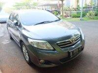 2008 Toyota Altis Dijual