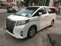 2015 Toyota Alphard X Audioless dijual