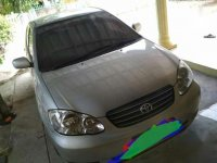 2002 Toyota Corolla Altis G djual