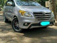 Toyota Kijang Innova G MT Tahun 2015 Dijual
