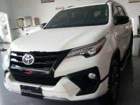 Toyota Fortuner VRZ 2018 SUV dijual