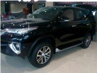 Toyota Fortuner TRD 2018 SUV AT Dijual