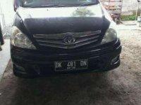 2010 Toyota Kijang Innova V Luxury Dijual