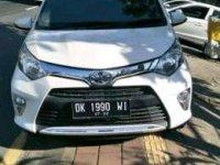 2017 Toyota Calya G AT dijual