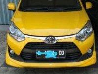 2018 Toyota Agya type G dijual