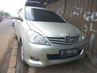 Toyota Kijang Innova J 2010 MPV MT Dijual