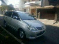 Toyota Kijang Innova E MT Tahun 2011 Dijual