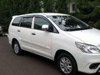 Toyota Kijang Innova E AT Tahun 2014 Dijual
