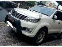 Toyota Fortuner G SUV Tahun 2011 Dijual