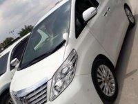 2009 Toyota Alphard Q Dijual