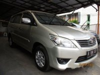 Toyota Kijang Innova 2.0 E 2012 Dijual
