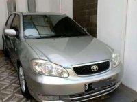 2003 Toyota Altis G Dijual