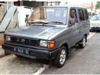 Toyota Kijang 1989 Minivan Dijual