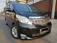 2010 Toyota Alphard 2.4 G Premium Sound CBU Built Up dijual