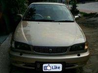 2000 Toyota Corolla 2.0 dijual