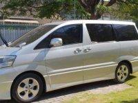 Toyota Alphard G 2006 dijual