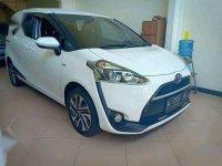 Toyota Sienta V MT Tahun 2016 Dijual