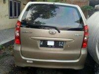 2007 Toyota Avansa E dijual