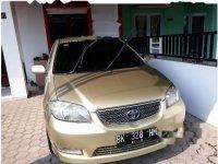 Toyota Vios E 2003 Sedan Dijual