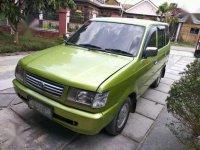 Toyota Kijang SSX 1997 dijual