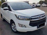 2017 Toyota Kijang Innova G dijual